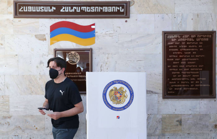 International community welcomes outcome of Armenian elections