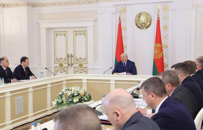 Belarus announced countermeasures against the European Union