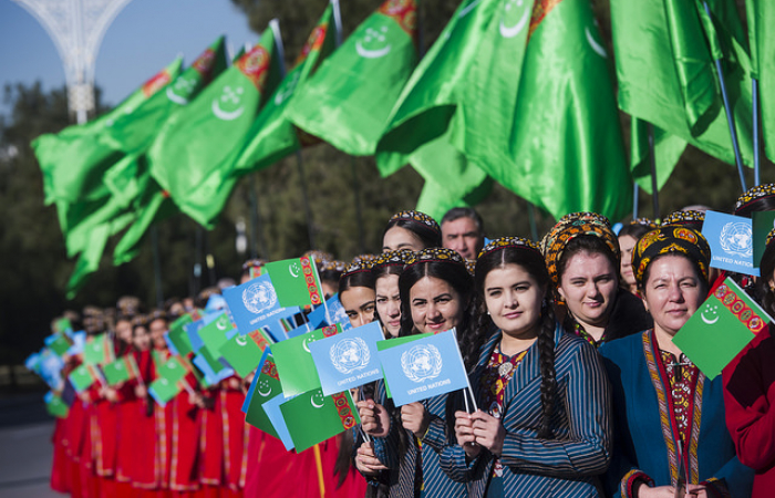 EU and Turkmenistan held annual Human Rights Dialogue meeting