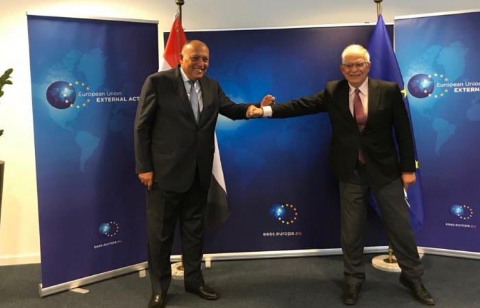 Egypt says it appreciates EU position on the GERD issue