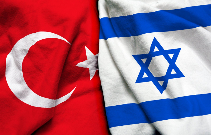 Erdogan congratulates new Israeli president in first high-level contact between the two countries in years