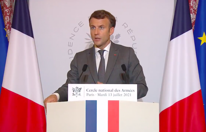 Macron announces end of French anti-jihadist Operation Barkhane in early 2022