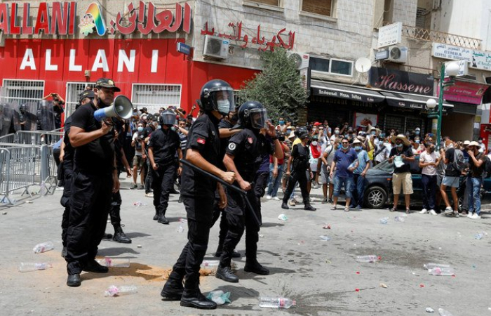 Tunisia in crisis