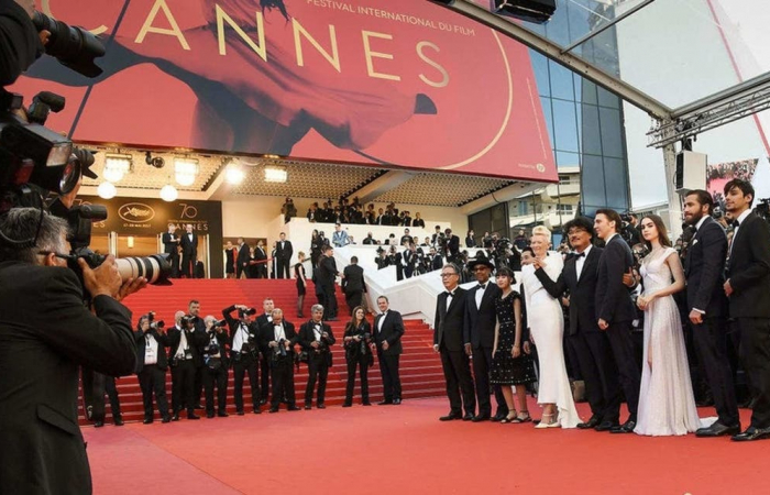 Arab cinematography features prominently in the 74th Cannes film festival