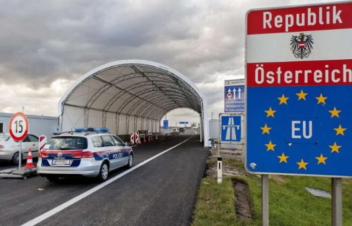 Austria strengthens border control due to rising number of migrants