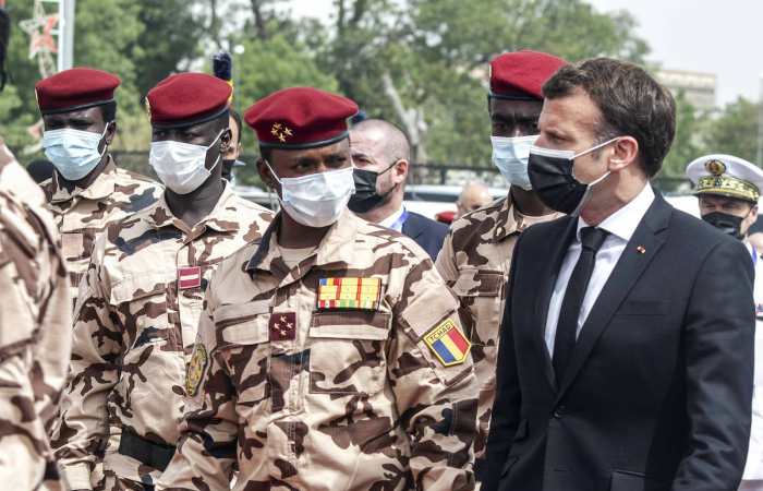 """France promises """"new budgetary aid"""" to Chad"""