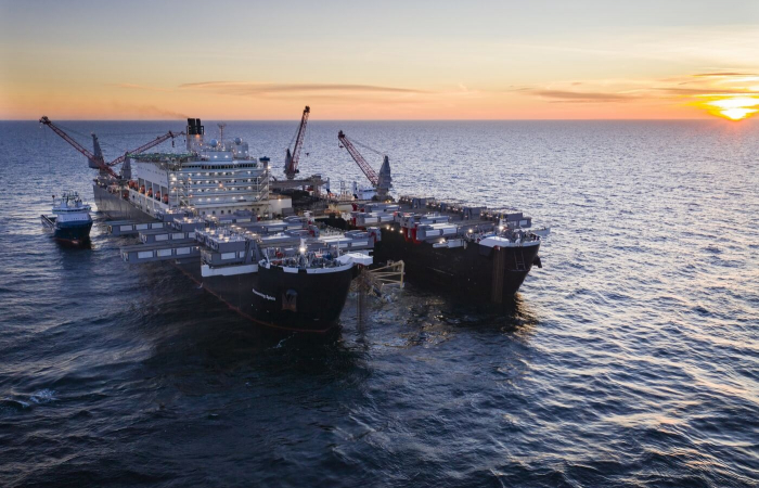 Poland and Ukraine express concern over Nord Stream 2 agreement