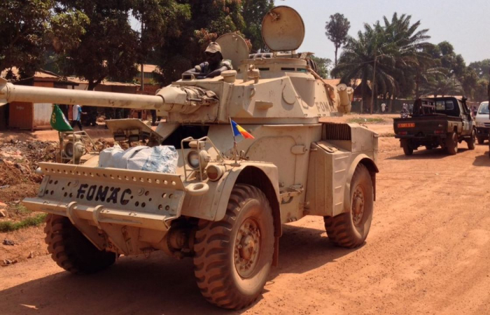 """Chad withdraws 600 soldiers from the so-called """"three borders"""" zone"""