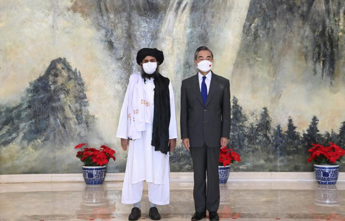 Opinion: China may end up being the biggest beneficiary of the Taliban power-grab in Afghanistan