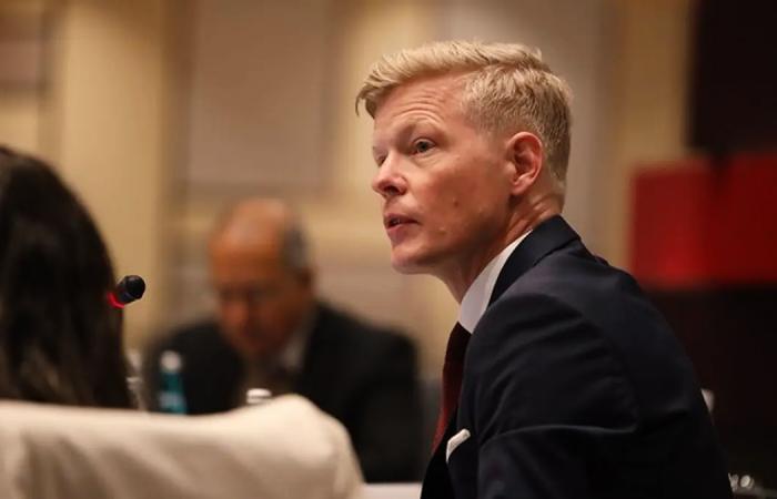 Swedish diplomat Hans Grundberg appointed UN Envoy to Yemen