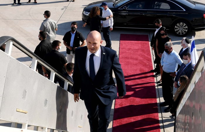 Israeli PM in Washington to make case against Iran nuclear deal