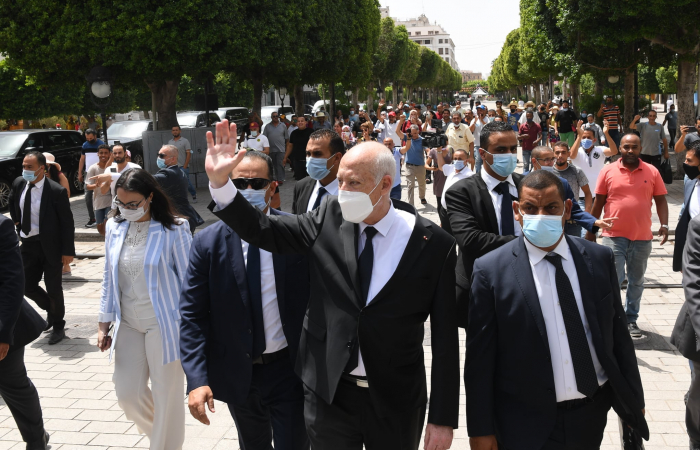 Several Tunisian parliamentarians critical of President Saïed arrested