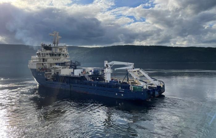 Russia starts construction on Arctic undersea fibre-optic cable