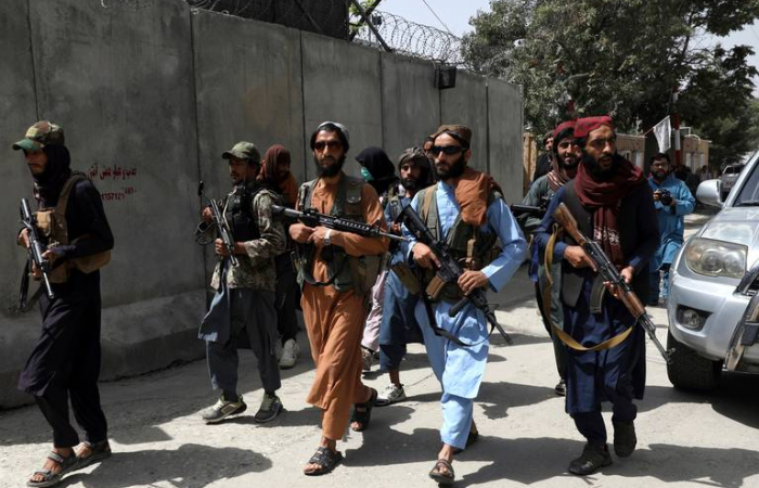 Taliban say victory over the Americans was a divine blessing
