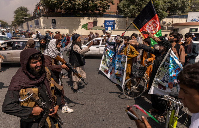 Taliban to remain on their best behaviour ....until 31 August