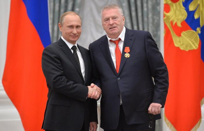 It's that Vladimir again