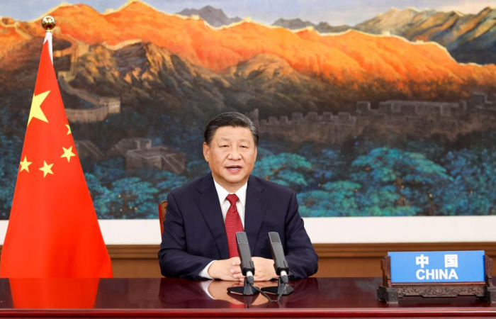 China pledges to stop building new coal plants abroad
