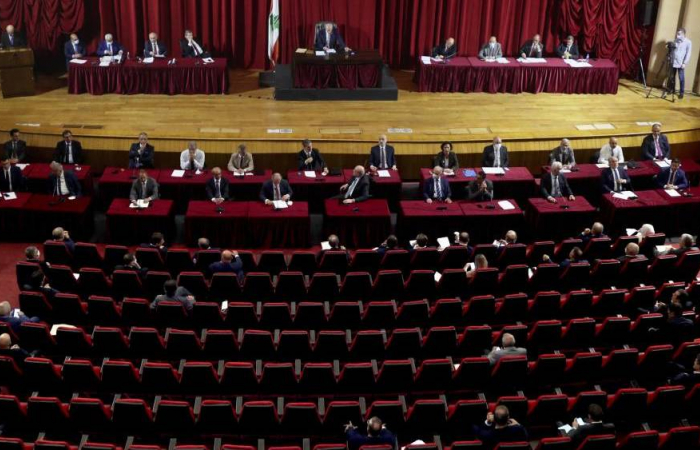 Lebanon's cabinet gets Parliamentary approval