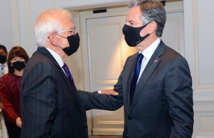 Blinken and Borrell meet in New York to discuss the transatlantic relationship