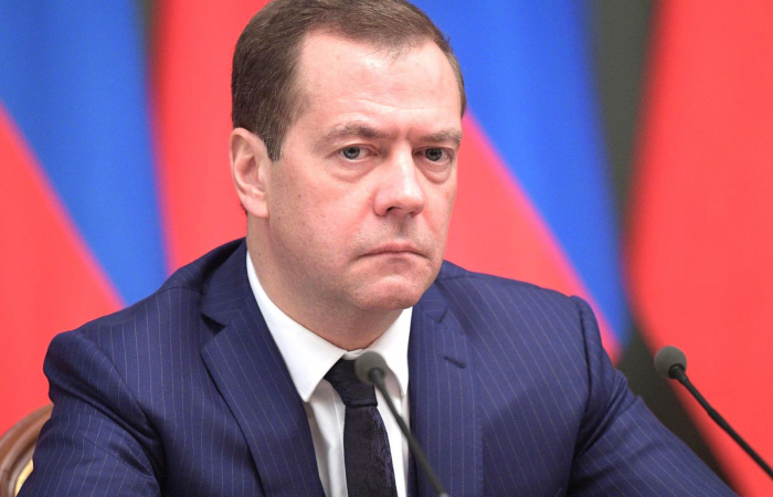 Medvedev sees an Afghan threat to Russia and Central Asia
