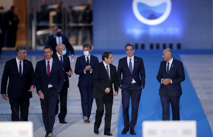 EUMED 9 meet in Athens to discuss climate change and security