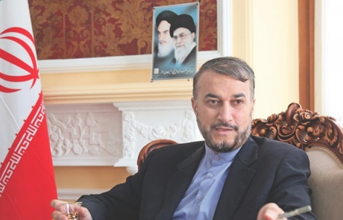 Iranian foreign minister says relations with neighbours are a priority