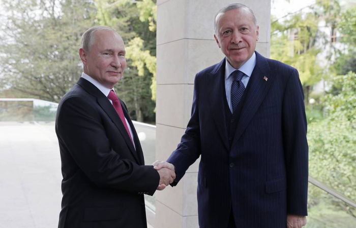 Putin and Erdogan met in Sochi to consolidate Russia-Turkey relations