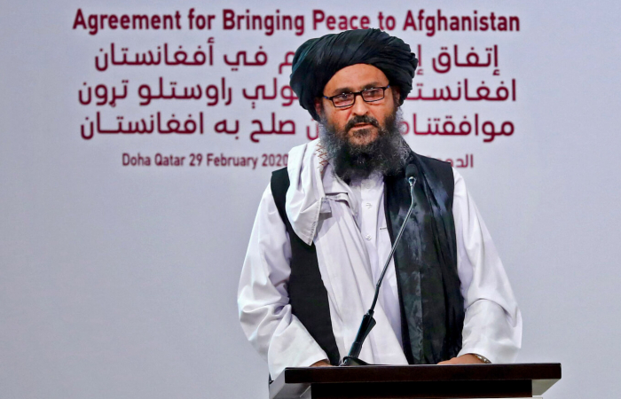 Taliban co-founder Mullah Baradar expected to lead new Afghan government