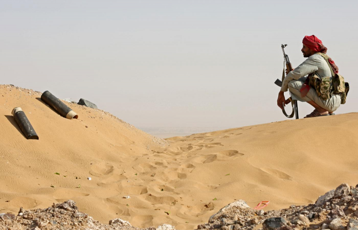 In  Yemen Houthi forces suffer heavy casualties as they try to advance on Marib