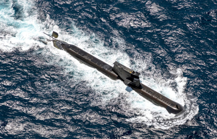 European Union shows solidarity with France in submarine dispute
