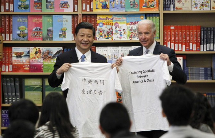 US President Biden calls Chinese President Xi to find common ground
