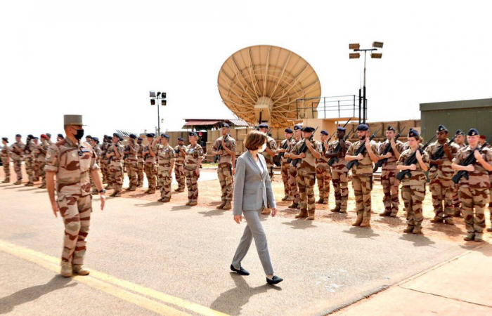 French Armed Forces Minister asks Malian authorities not to do business with Russian mercenaries