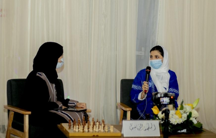 Saudi women discuss the value of sports at cafe-based community meetings