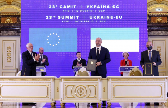 EU will help Ukraine meet its gas requirements over the winter
