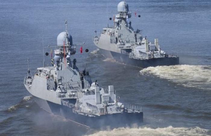 Russia conducts drills in Caspian Sea as war rages next door