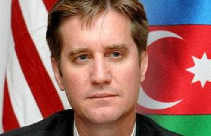 8 June: Matthew Bryza hopeful of a peaceful solution to the Karabakh conflict in the near future (news.az/1news.az)