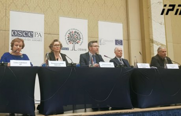 International Observers give preliminary assessment of Georgia's presidential election
