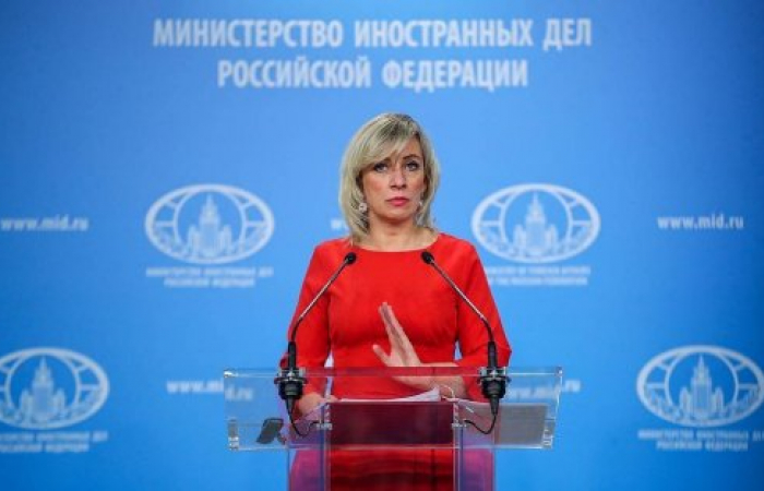 Russia tries to cash-in on troubles in the US as Zakharova throws down the gauntlet
