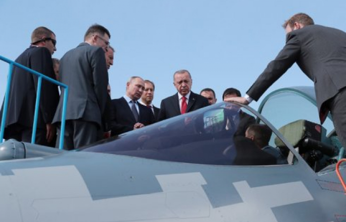 Opinion: Turkey's strategic balancing act between Russia and the United States