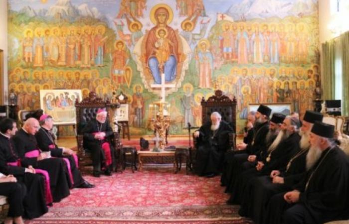 Senior Vatican envoy holds talks with Georgian Patriarch