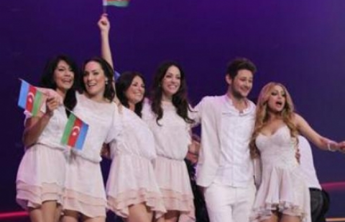 Azerbaijan gripped by Eurovision fever