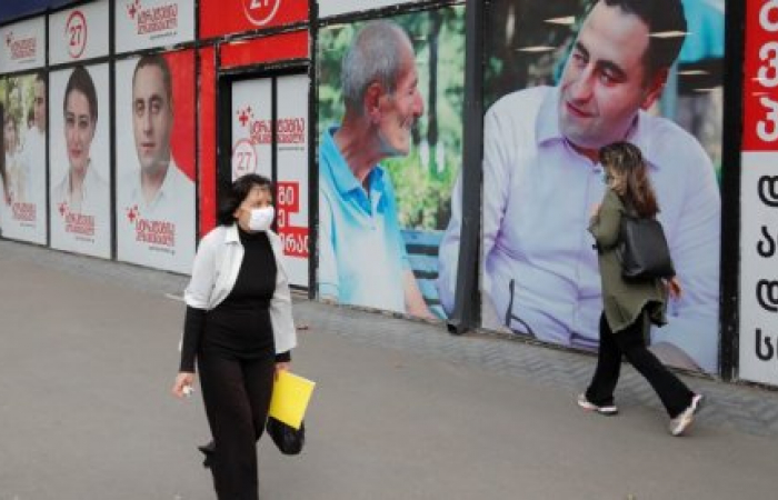 Georgian civil society organisations express negative assessment of 31 October elections