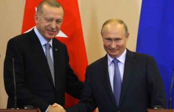 Putin and Erdogan discuss a joint approach to a Karabakh solution