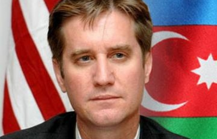 3 June: US Ambassador to Azerbaijan Mathew Bryza says that he is hopeful of the Kazan Meeting (APA/News.az)
