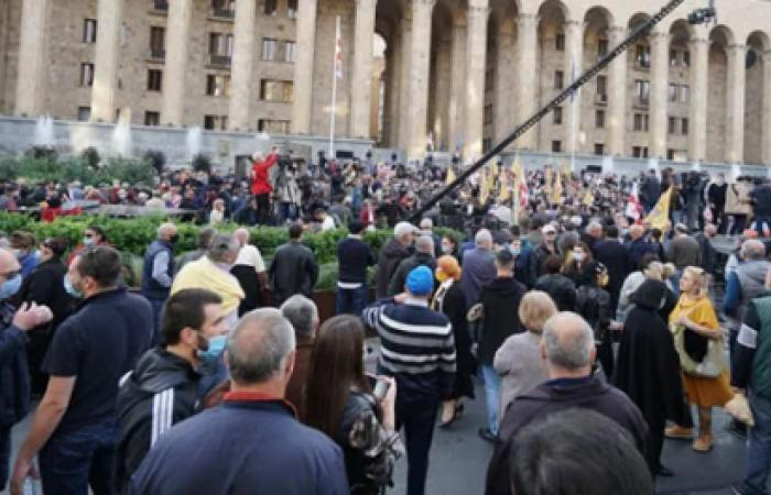 Georgian politics in turmoil