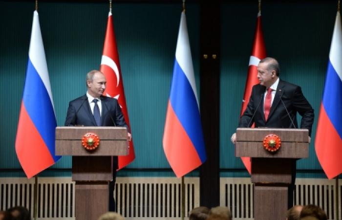 Putin and Erdogan mend ties after November jet incident