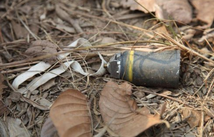Concern about the use of cluster munitions in the current fighting in Karabakh