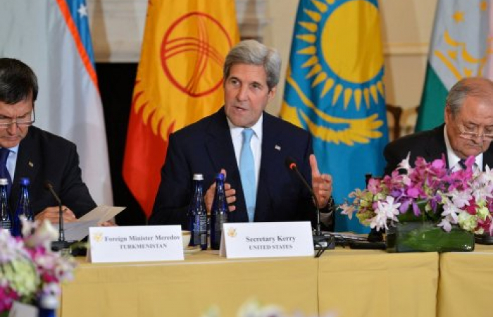 US government welcomes five Central Asian foreign ministers for talks