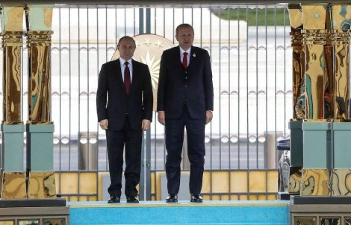 Putin and Erdogan want to stabilise the Caucasus