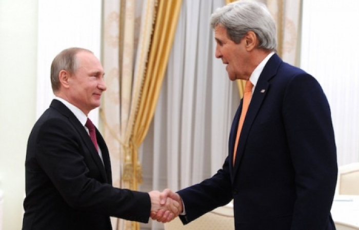 Kerry and Putin to meet in Moscow